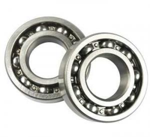 China Machine Tool 6202 Stainless Steel Ball Bearings / Deep Groove Ball Bearings Long Life wholesale