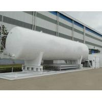 China ASME Vertical Big Cryogenic Liquid Storage Tank Long Service Life wholesale