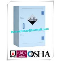 Quality PP Acid Corrosive Safety Storage Cabinets , PP Hazardous Storage Cabinets for for sale