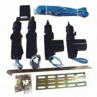 China 4 Doors Car Central Locking System with Immovable Head and Strong Force wholesale