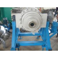 China High efficient Plastic Extrusion Equipment , PVC Pipe Machine With Twin Screw on sale