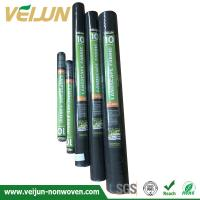 China Landscape fabric, weed control mat to suppress weed growing, eco-friendly weed barrier in new dot pattern wholesale