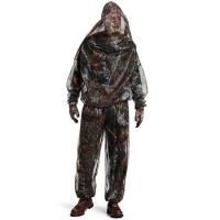 China Lightweight Camouflage hunting suit Mesh Suit Mesh Camo Suit with Gloves wholesale