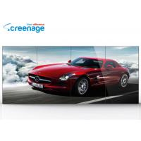 China 200 W 49 Inch Full HD 4x4 Indoor Lcd Video Walls 3.5mm Super Narrow Bezel wholesale