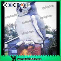 China 5M Customized Inflatable Owl Animal Advertising Inflatable Cartoon wholesale