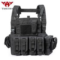 China Army Fans and Cs Game Tactical Gear Vest with Customized Logo wholesale