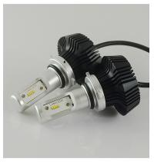 China Perfect cutting light LED Headlights Bulbs G7 - 9006  Zes Chips No Fan wholesale