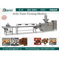 China Darin Patented Jerky Treats / Pet Food Processing Line / Cold Extrusion Pet Food Making Machine wholesale