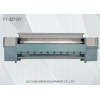 China 3200mm Infiniti Polyester Color Jet Solvent Printer High Speed USB 2.0 Interface wholesale