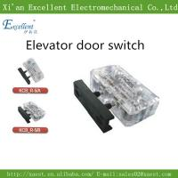 China cheap  elevator parts Elevator door switch KCB_R-5  elevator   door  lock from china factory wholesale