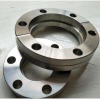Buy cheap CNC Machining Aluminum Pipe Fitting Flange for Oil & Gas Industry from wholesalers
