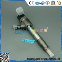China ERIKC bosch 0 445 110 407 common Rail diesel injector 0445110407 Hover auto engine systems injector 0445 110 407 wholesale