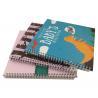 China Unique Design Scrapbook For Kids / Rigid Cover Baby Girl Scrapbook Album wholesale