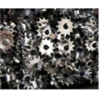 China Durable Stainless Steel Sprockets Motorcycle Use Various Material ISO9001 wholesale