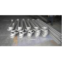 China Heat exchanger Boiler tube Pickled / Bright Annealed Stainless Steel Seamless Tube / U BEND , COIL wholesale