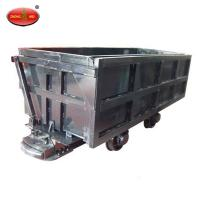 China Mining Equipment MLC2-6 2t Material Mine Car Used in Underground Coal Mine For Sale wholesale