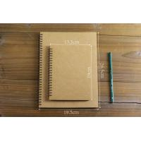 Quality spiral binding notebooks/spiral hardcover notebook/grid paper spiral notebook for sale