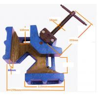 Buy cheap Cast Iron Woodworking Welding Right Angle Corner Clamp from wholesalers