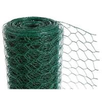 China Galvanized Hexagonal Wire Mesh / PVC Coated Small Hole Chicken Wire Fence wholesale