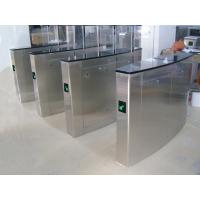 China Optical turnstiles with access control system, single and bi-direction control for station wholesale