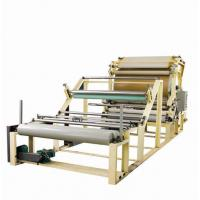China Snyder Servo Control Non Woven Cutting Machine For Spunlace Cloth , Meltblown wholesale