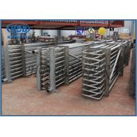 China Boiler Exhaust Heat Recovery System Economizer Cooling System , ASME Standard wholesale