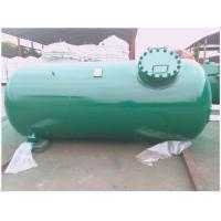 China Carbon Fiber Bullet Butane Compressed Air Storage Tank Horizontal Pressure Vessel wholesale