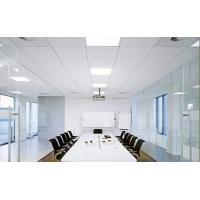 Quality 600x600MM Clip-in Metal Aluminum Suspended Ceiling On Cinema Computer Room for sale