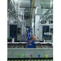 China Flexible Long Stroke Robot Linear Track , Loading And Unloading Robot 7 Axis wholesale