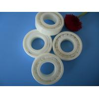 Quality High Precision 6000 Ceramic Bearing / Deep Groove Bearing Si3N4 Material for sale