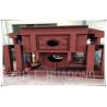 China Melting Holding Furnace Horizontal Continuous Casting Machine For Bronze Rod wholesale