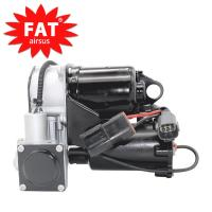 China OEM Air Suspension Compressor Pump With Bracket for Range Rover Sport LR3 LR4 CLDN3-304  LR045251 wholesale