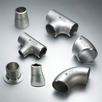"China ASTM / ASME A / SA 403 GR WP ""S"" / ""W"" / "" WX"" Stainless Steel Butt Weld Fittings wholesale"