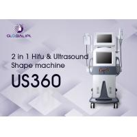 China Body Shaper Fitness Hifu Beauty Machine Liposonix Fat Slimming Machine wholesale