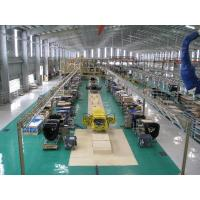China Customized Sedan Automotive Assembly Line With Conveyor For Producing Cars wholesale