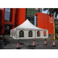 China Outside Aluminum Pagoda Tent UV Resistant For Sports Event / Exhibition wholesale