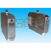 China RS485 Interface 304 Stainless Steel Swing Arm Barriers with Light Voice Alarm wholesale