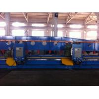 China Automatic Edge Groove Milling Machine Double Head For Shipbuilding wholesale