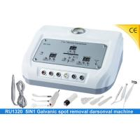 Buy cheap 5 IN 1 Galvanic Skin Lifting Wrinkle Removal Machine , Hair Growing Machine from wholesalers