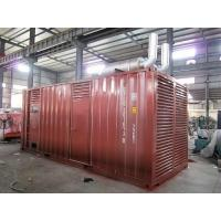 China 600 KW Cummins Diesel Generator With Container Design 1500RPM 3 Phase 4 Pole wholesale