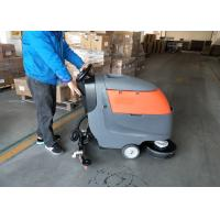 China Efficiency Walk Behind Scrubber Dryer For Small And Coarse Marble Floor wholesale