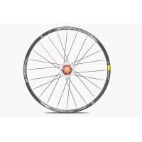 China 27.5 650B Aluminum Bicycle Wheels , Tireless Lightweight Bike Rims on sale