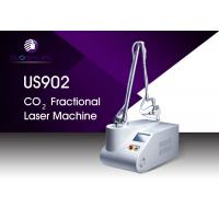 China Radio Frequency Fractional CO2 Laser Machine Far-infrared For Syringoma Removal Harmless wholesale