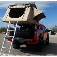 China Popular Automatic 4 Person Roof Top Tent Car Sunscreen Leak Proof Camping wholesale