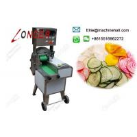 China Commercial Vegetable Cutting Machine for Restaurant With Double Frequency Conversion on sale