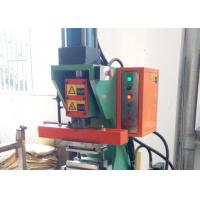 China High Efficiency Hydraulic Punching Machine , Sheet Metal Punch Press Machine wholesale