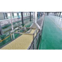 China 304 Sus Non - Fried Instant Noodle Making Machine For Food Processing wholesale