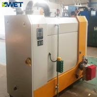 China 500kg Small Water Tube Industrial Steam Boiler , Gas Fired Steam Generator on sale