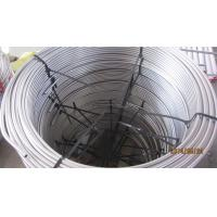 China Stainless Steel Coil Tube ,ASTM A249 / TP316L,TP316Ti ,TP321,TP347H,TP904L, Bright Annealed , Coil wholesale