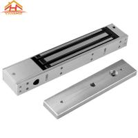 China 12/24VDC 270kg Electronic Magnetic Lock System For Glass Door Access Control wholesale